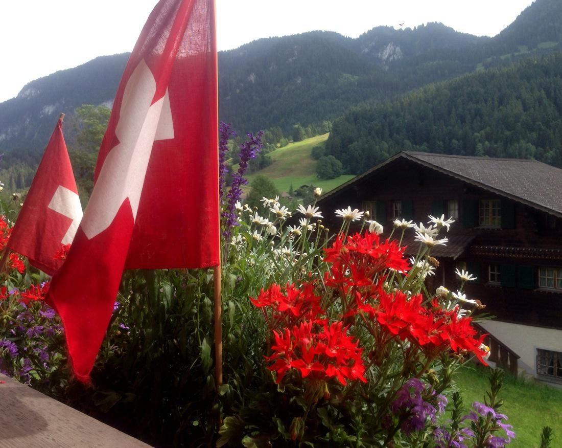 Rougemont, Swiss National Day