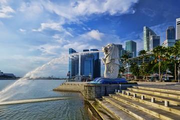 The MERLION, Iconic Landmark of Singapore