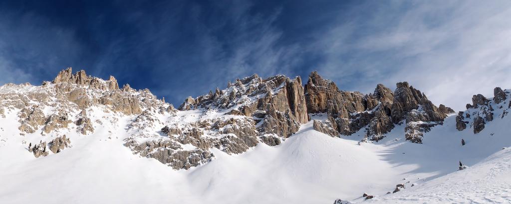 Dolomites, Latemar by Luigi Piazzi