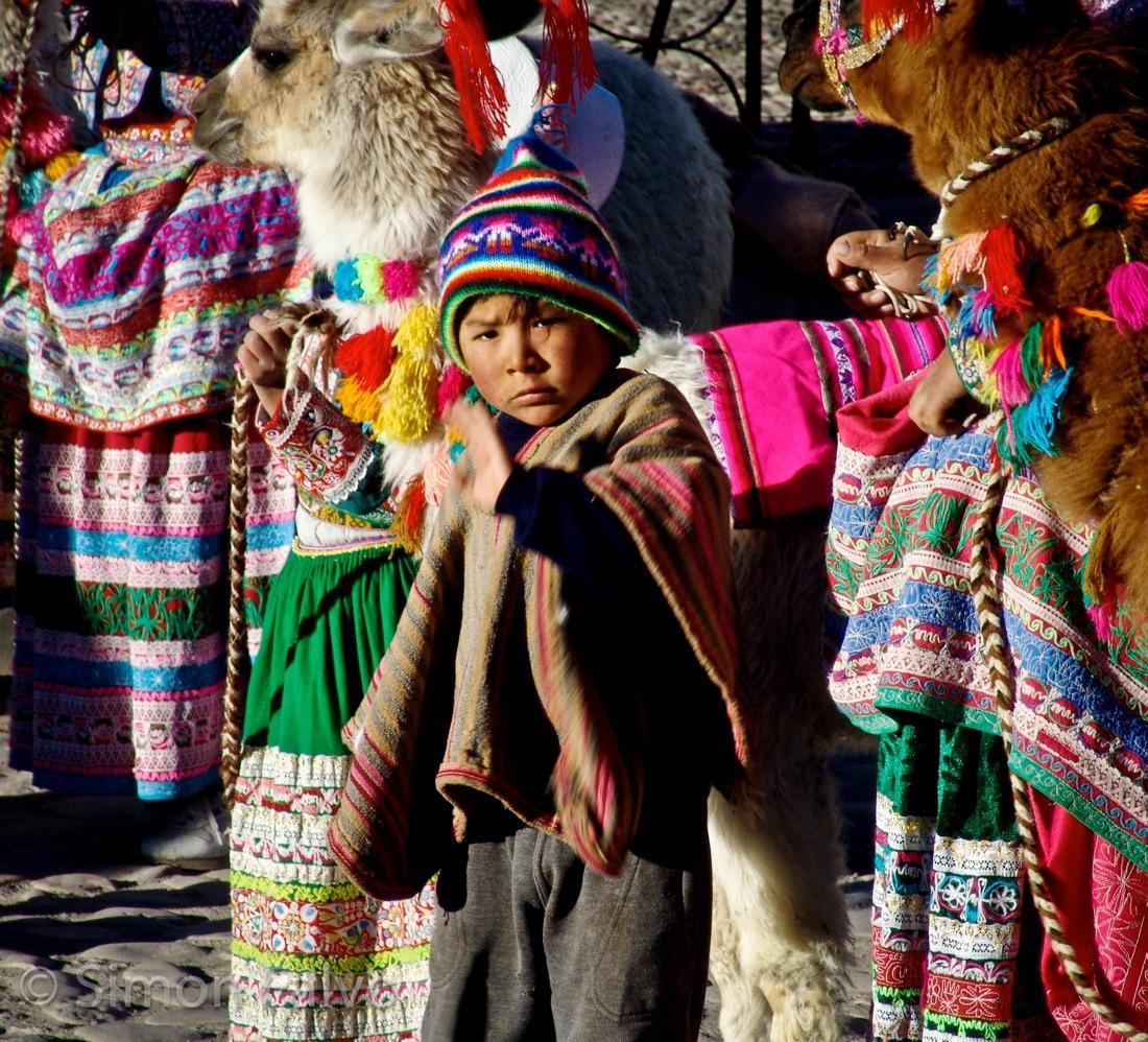 Peruvian-Child