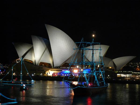 Sydney Harbour NYE