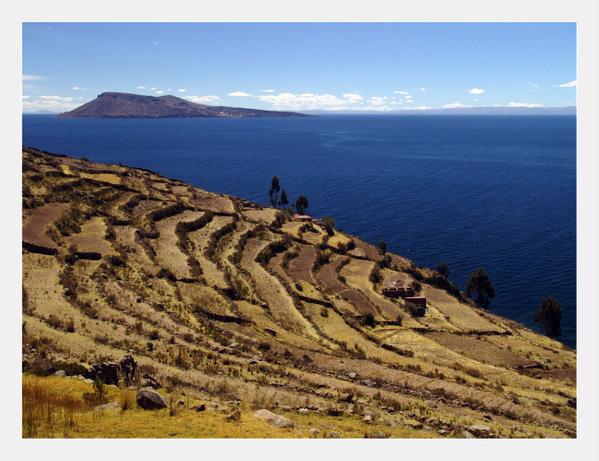 Taquile-Terraces