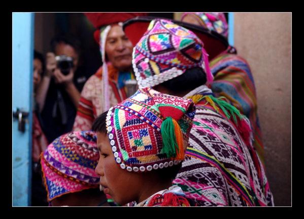 Peru-Musicians