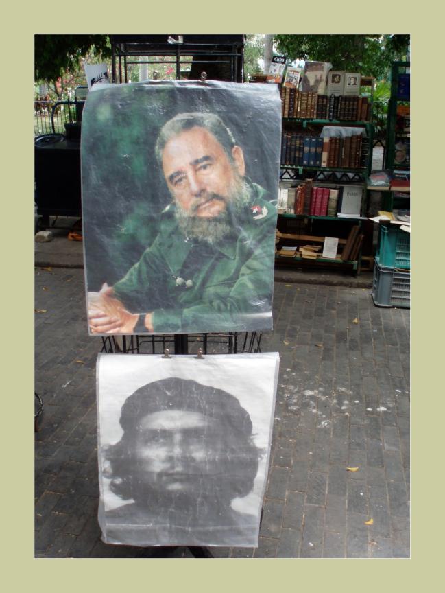 Cuba - Fidel and Che Guevara