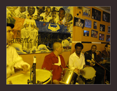 Samba-Musicians