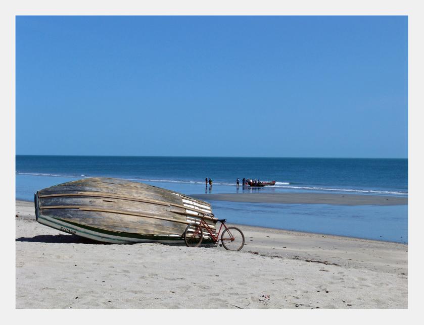 Brazil Wild Beach in Cearà