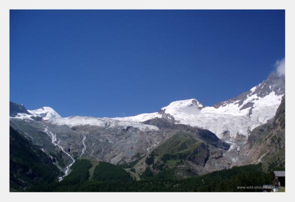 Saas-Fee-Glaciers