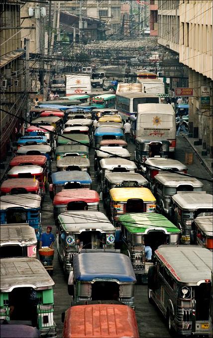 Manila-rush-hour