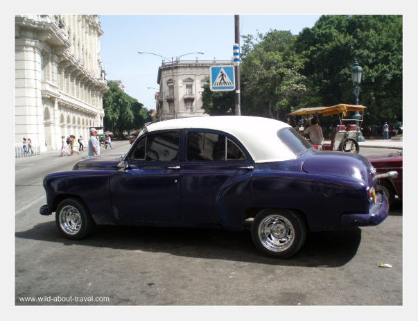 Havana-old-Car