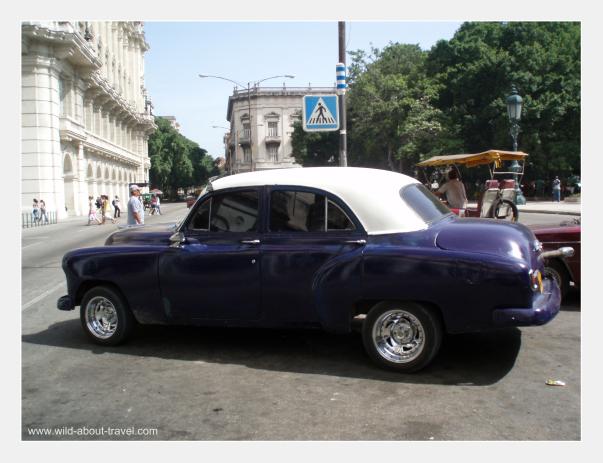 Havana-old-Car