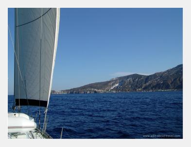 Sailing-Eolie-islands