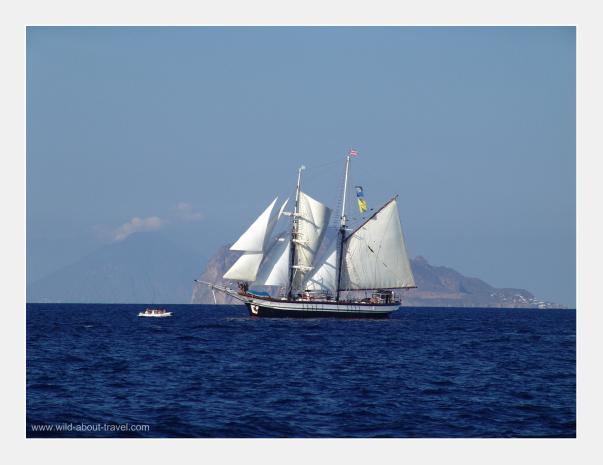 Sailing-Eolie