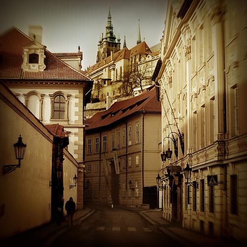 Prague-Castle-Hill