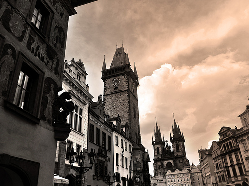 Prague-Kafka
