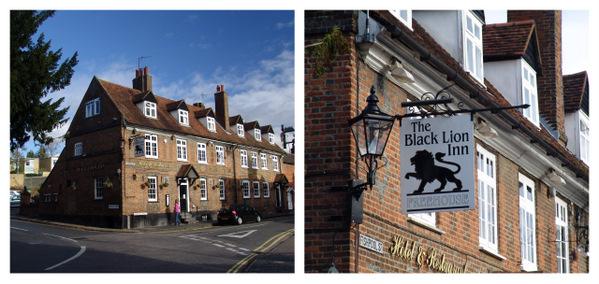 St Albans Black Lion Inn