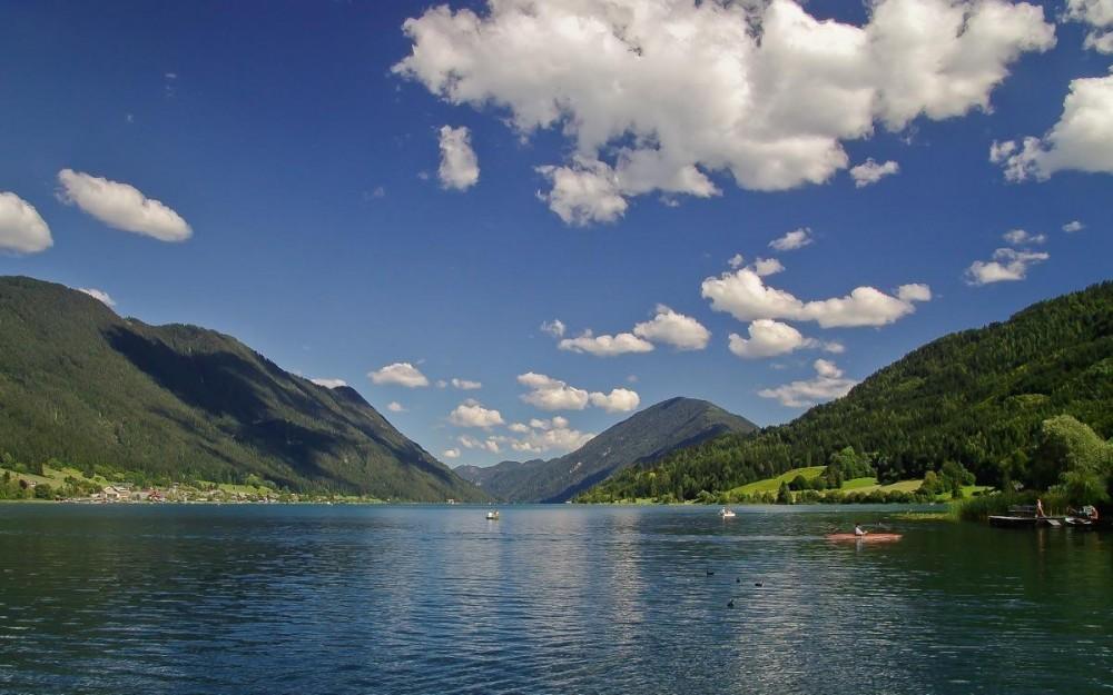Austria, WeissenSee