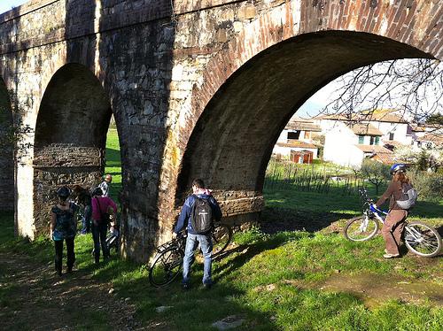 Biking-Lucca