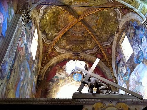 Calci-Charterhouse-Frescoes