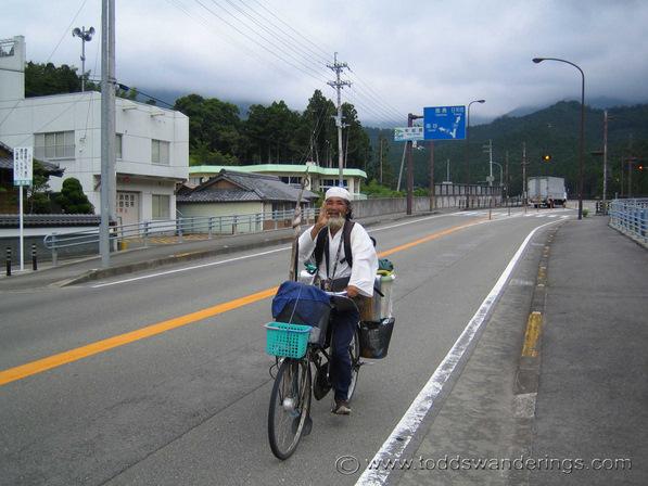Bicycle-henro-Shikoku-Pilgrimage