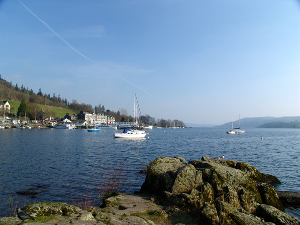 Windermere Lake, Cumbria