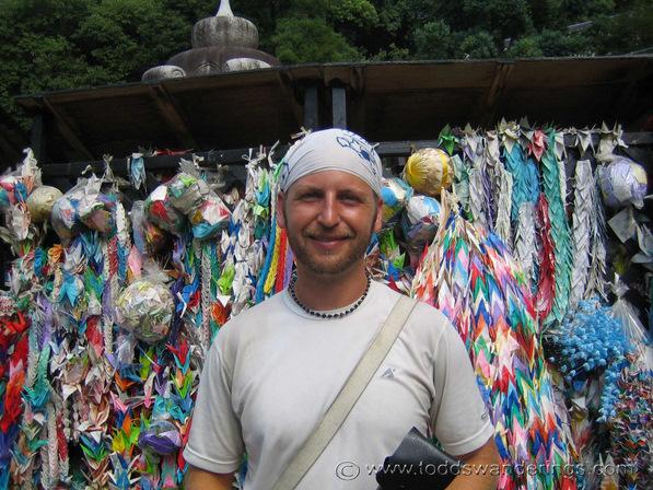 Todd-Wassel-hiking-Shikoku-Pilgrimage