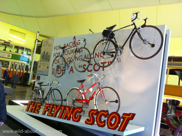Riverside Museum, The Flying Scot