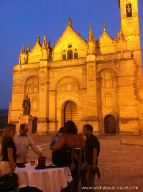 Antequera, a drink with a view