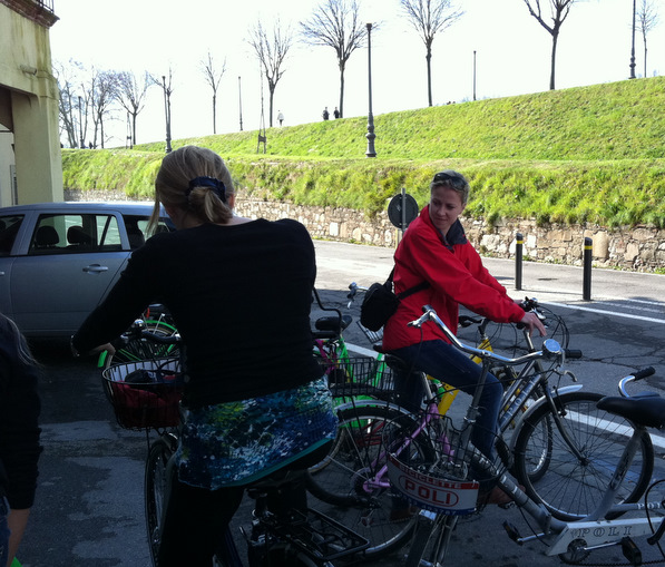 Testing-Bikes