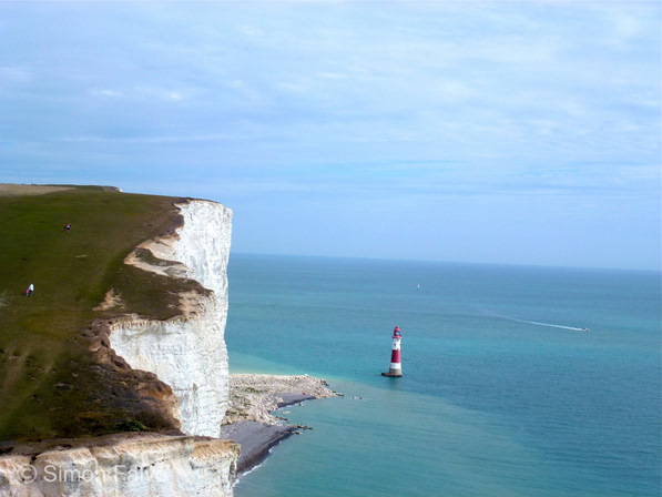 Cliffs-Beachy-Head