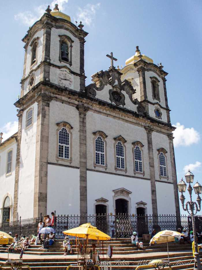 Brazil Salvador de Bahia Bonfim