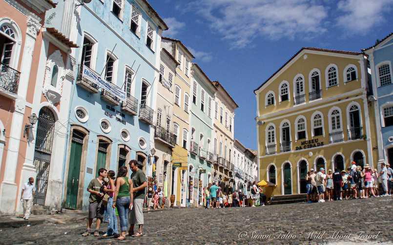 Salvador de Bahia Pelourinho-5