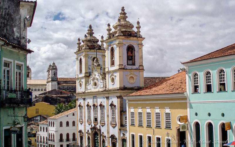 Salvador de Bahia Pelourinho