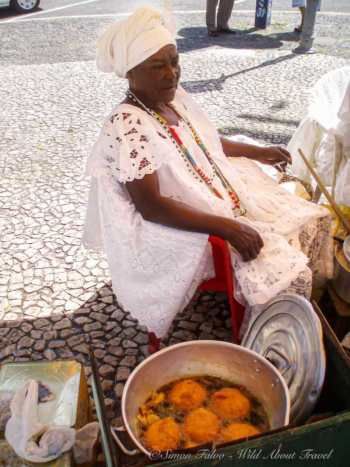 Salvador de Bahia Woman