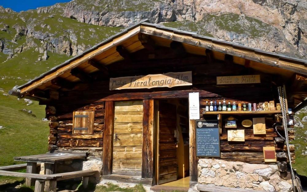 Dolomites, Mountain Hut