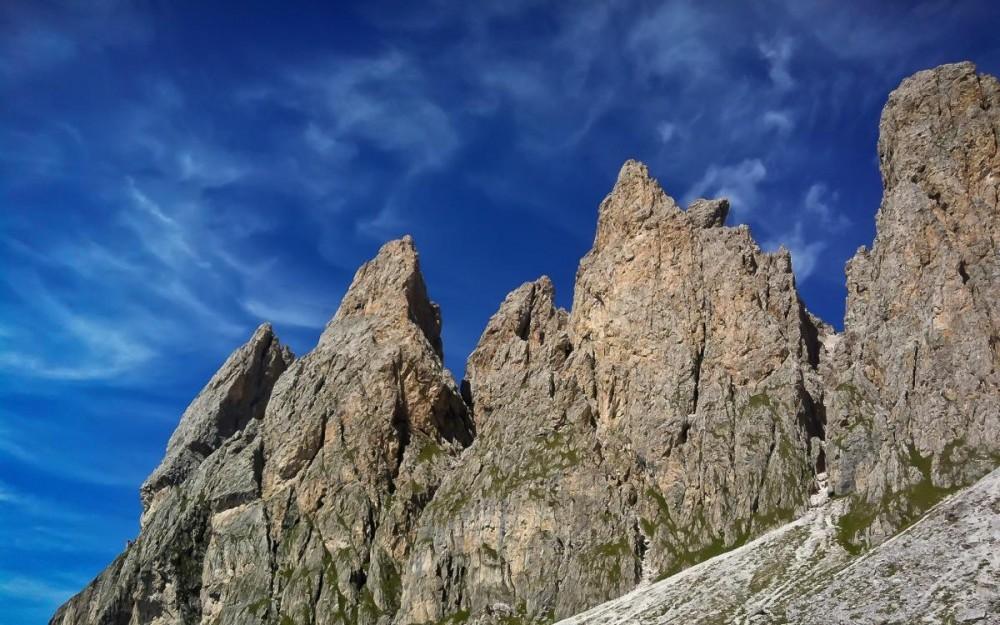 Dolomites, The Odle