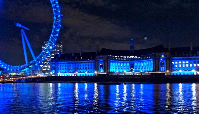 London-Thames-Night-Cruise
