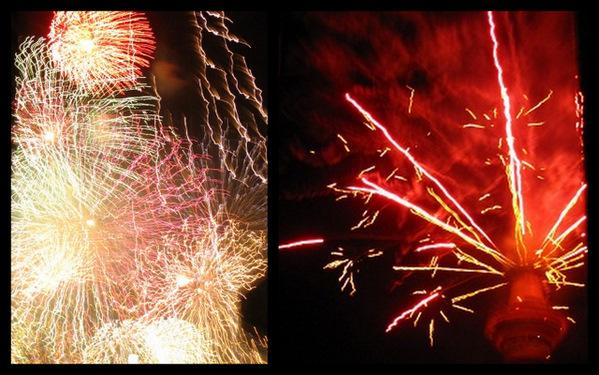 Auckland Fireworks