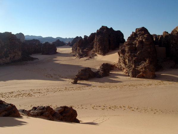 Algeria Memorable New Year's Eve