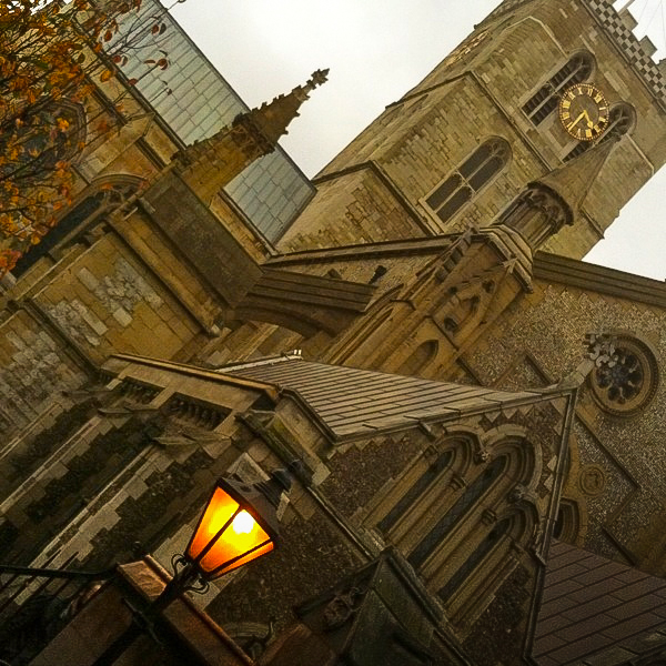 London-Southwark-Cathedral