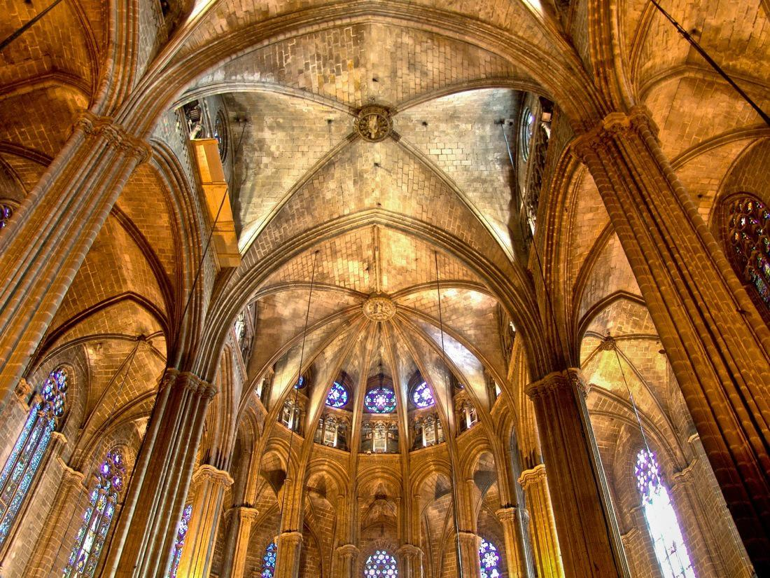 Barcelona Cathedral Architecture