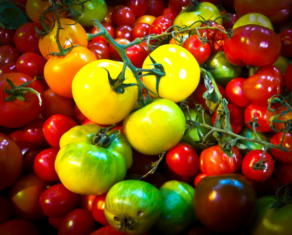 Borough-Market-Tomatoes