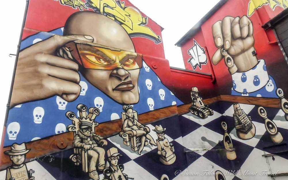 Brighton - Street Art