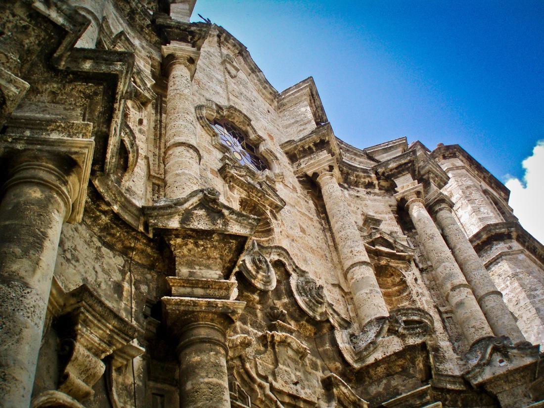 Cuba, Havana Baroque Cathedral