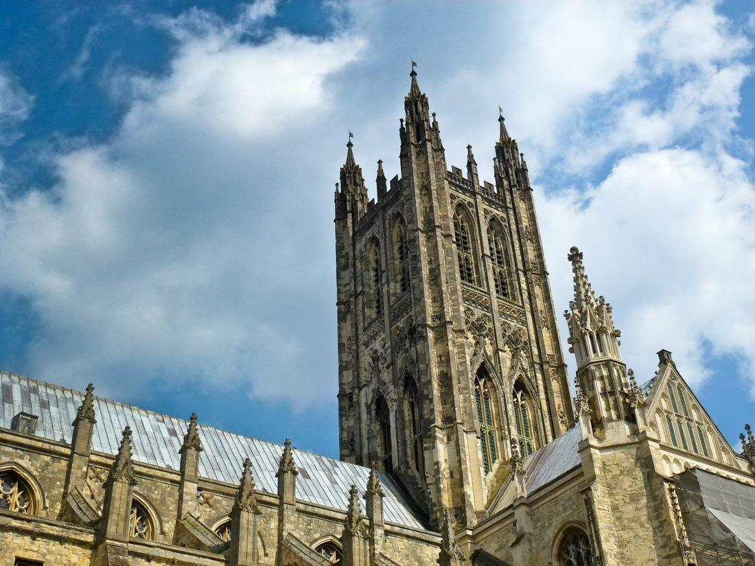 England, Canterbury Cathedral