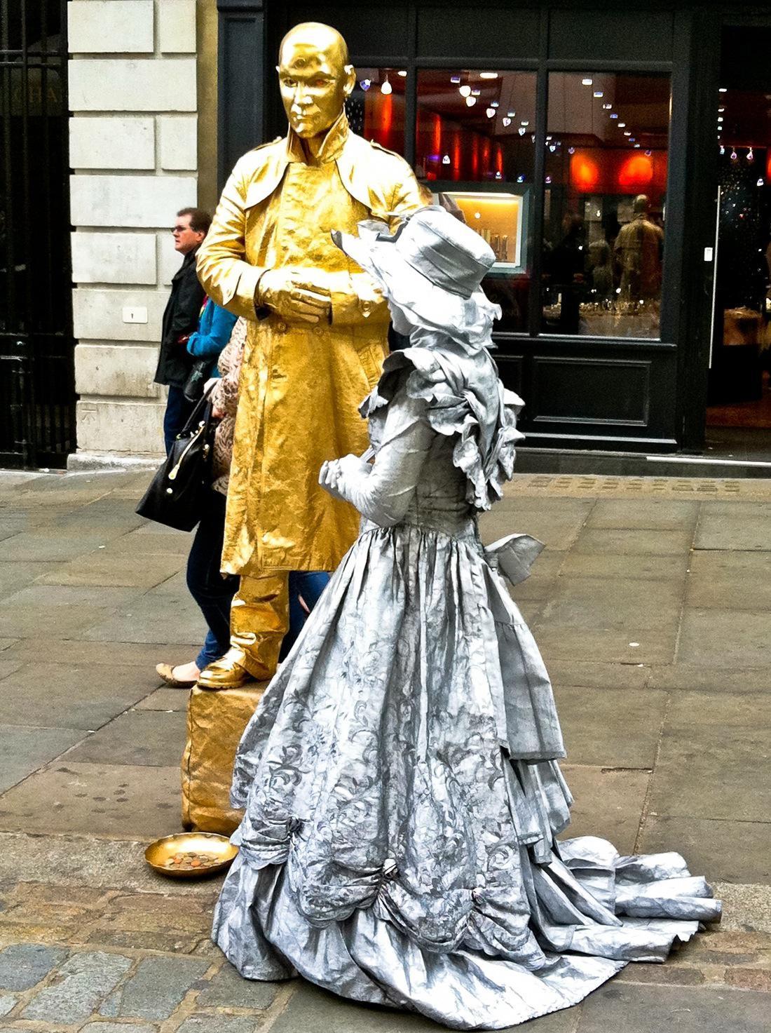 London Street Performers