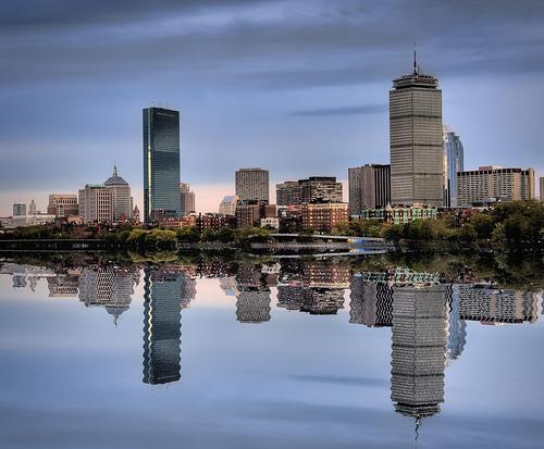 Boston in the Mirror