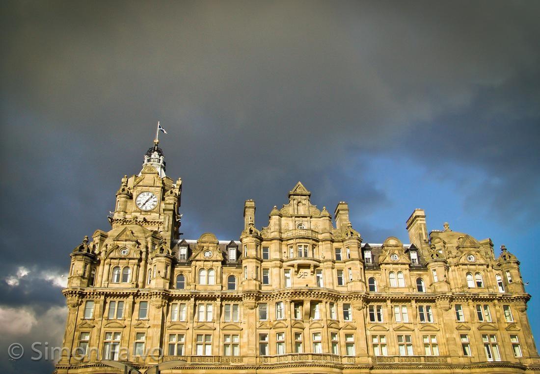 Edinburgh Balmoral Hotel