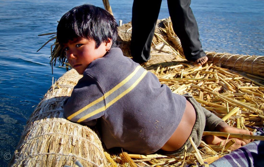 Peru child age of innocence