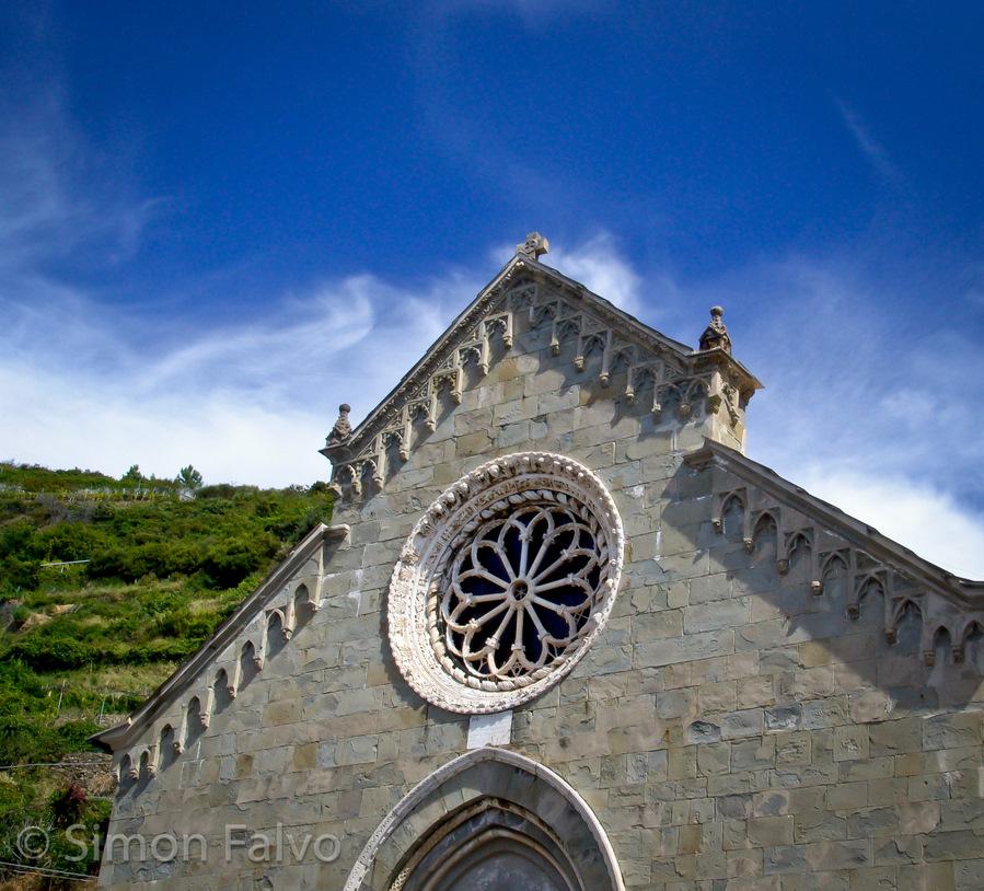 Riomaggiore-Church