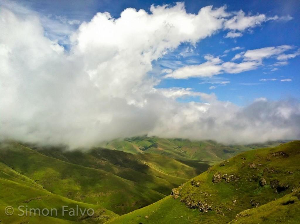 South Africa, Drakensberg